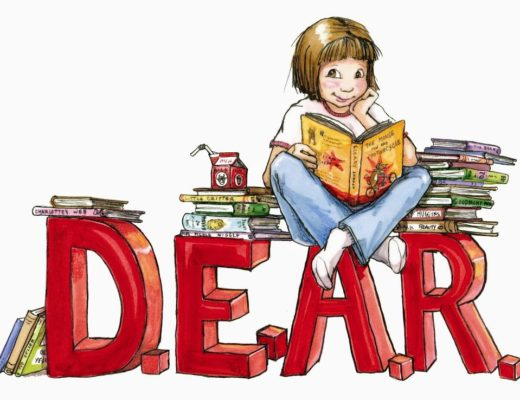 Celebrate Drop Everything and Read Day!