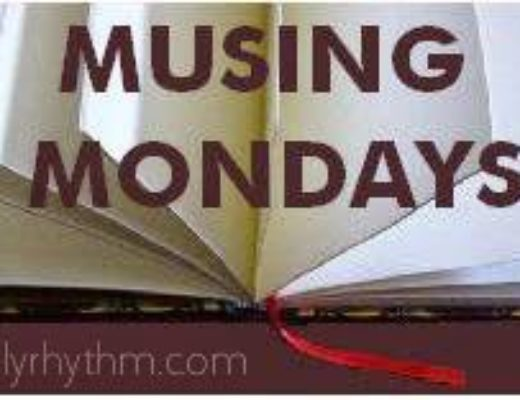 Musing Mondays (April 13th)