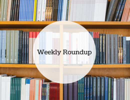 Weekly Roundup – April 18, 2015